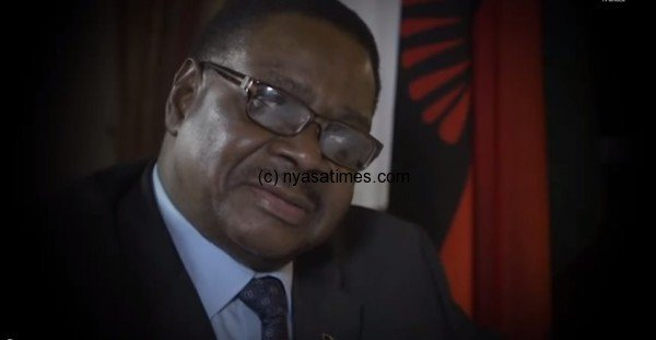 President Peter Mutharika:  Malawi journalists should not glorify our poverty
