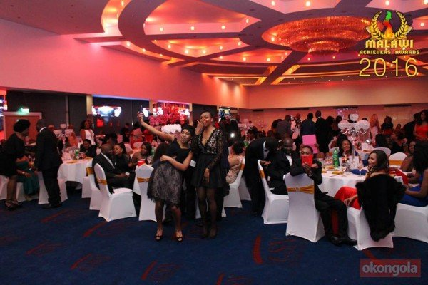 Malawi Achievers Awards audience
