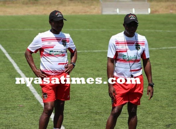 Malawi coaches  Mtawali and Ramadan: No international friendly match