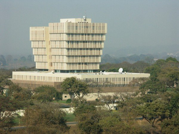 The Reserve Bank of Malawi building