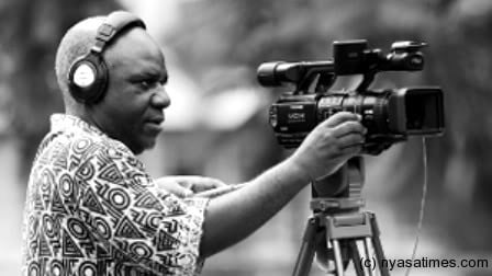 Malawi movie-maker Charles Joyah