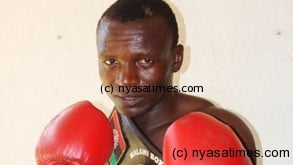 Kayuni: In the ring this weekend