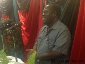 Professor Chijere Chirwa: 2014 Malawi needs to elect a leader