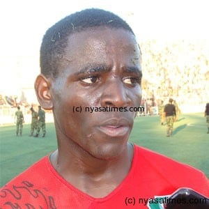 Gabadinho Mhango scored the vital goal