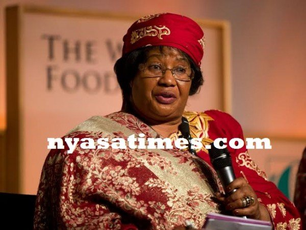 Joyce Banda: Postpones her return to Malawi