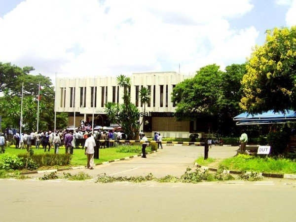 Lilongwe Civic offices under siege by its workers