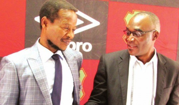 Mtawali and his assistant Ramadhan: End of the road in Cecafa