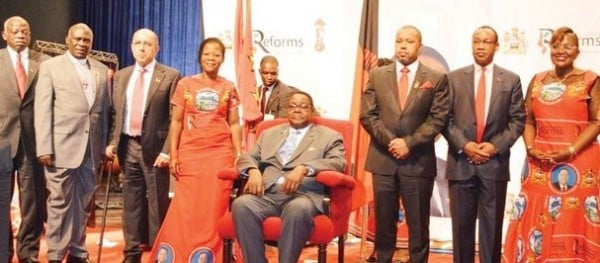 Mutharika and reforms commission