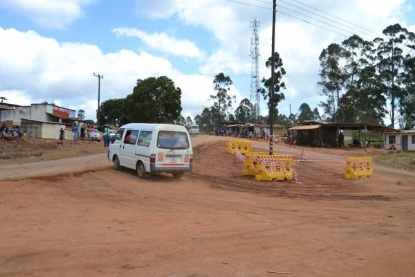 Nambala Wani trading centre in Thyolo where the project has started.Pic-Francis Mphweya-MANA.