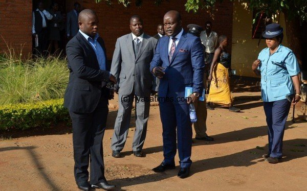 Mphwiyo to seek bail at High Court