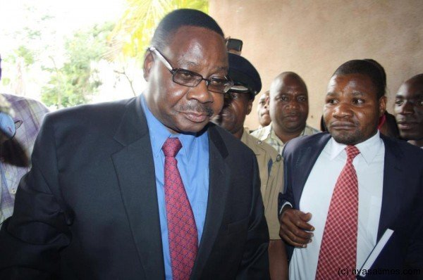 Peter Mutharika: Says he has not broken any law
