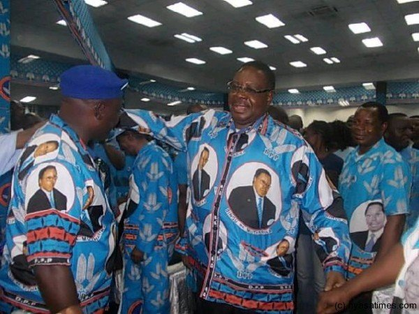 Peter Mutharika to file nomination papers